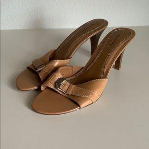 Women's Merona slip on heels
